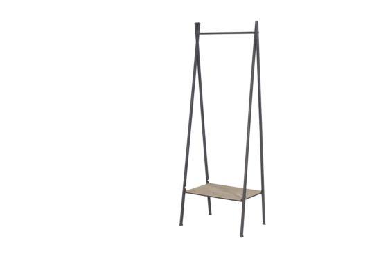 Kledingrek Starr 68,50x50,50x190cm