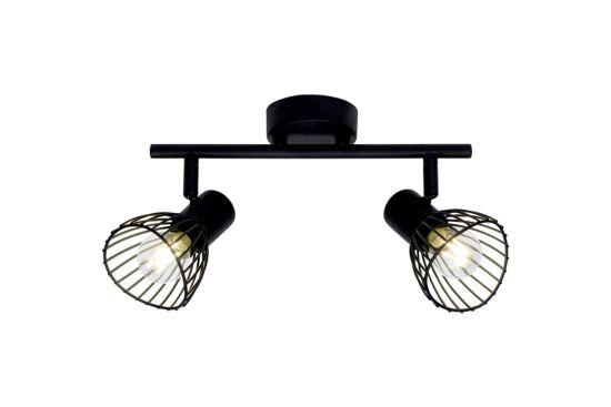 Plafondlamp Elhi 38x18cm