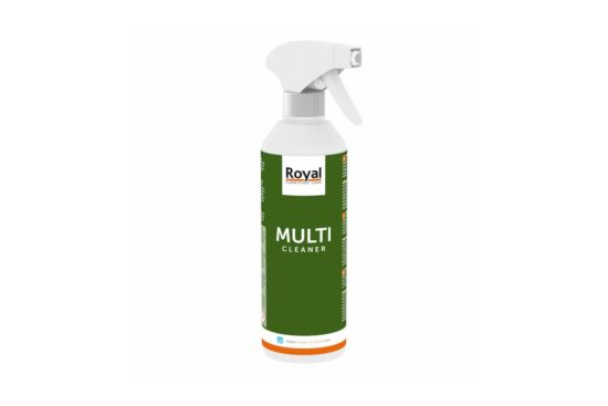 Salononderhoud Multicleaner kunststoffen oppervlakken