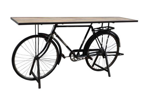 Bartafel Cycling 193x46cm bruin zwart