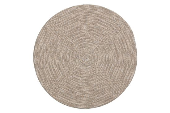 Placemat Ø38cm naturel