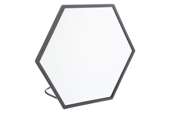 Spiegel Rond / Hexagon Cosyness 20x20cm