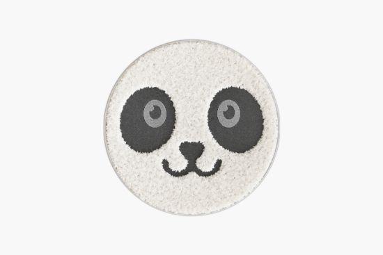 Rond tapijt Joris Ø120cm Panda