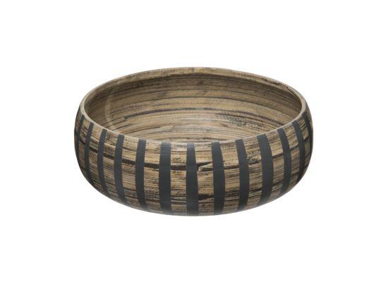 Slakom Striped Bamboe Ø30cm