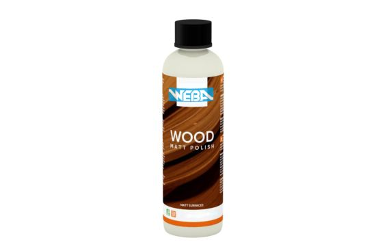Wood matt polish 0,25L