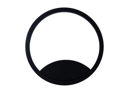 Wandlamp zwart 17W