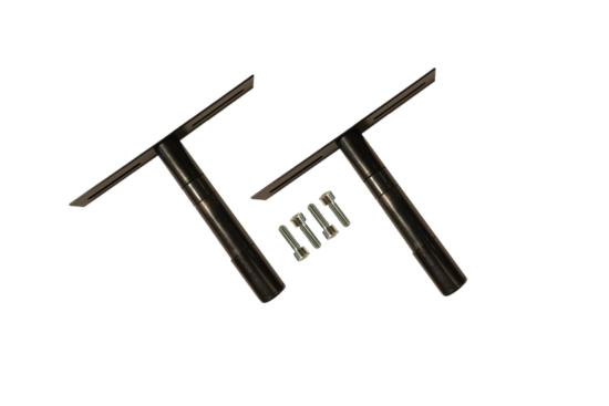 Verbindingspoot 13-34cm, set van 2