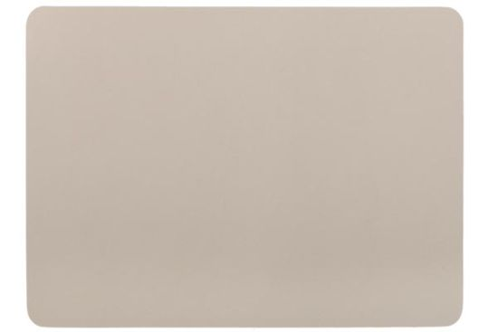 Placemat Togo 33x45cm taupe