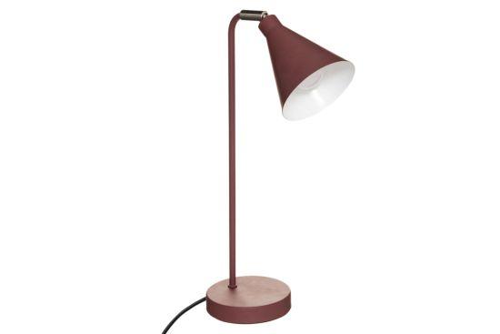 Bureaulamp Linn Prune