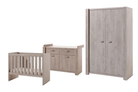 Babykamer Amalia met 2-deurs kast