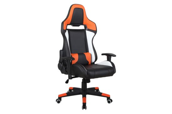 Gaming chair zwart