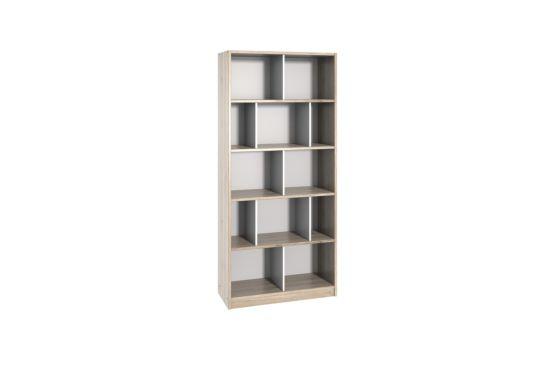 Boekenkast Cariba 90x38x197cm