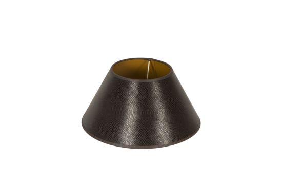 Lampenkap Ø30cm bruin goud