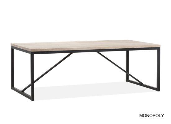 Tafel Monopoly 190x90cm