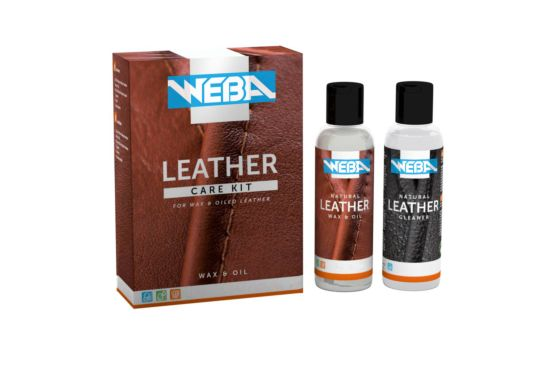 Leather care kit aniline leder
