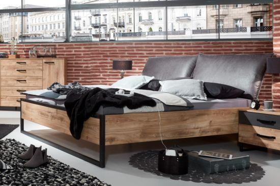 Bed Detroit II 160x200cm