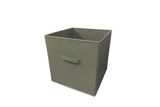 Opbergbox Wow 32x32x32cm grijs