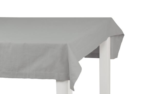 Tafellaken Habanos 100x100cm grijs