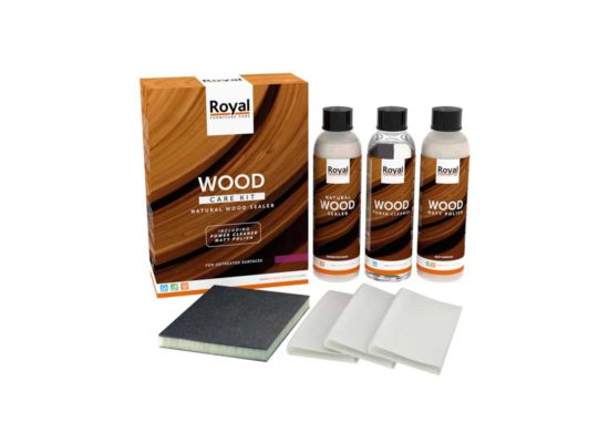 Meubelonderhoud Wood Care Kit - natural wood sealer