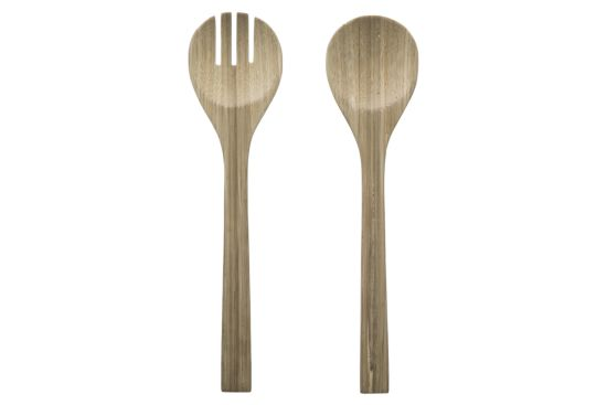 Slabestek Bamboe 2-delig