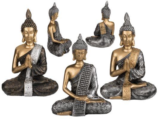 Boeddha beeld H19,7cm