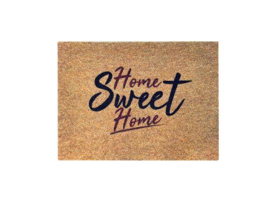 Deurmat Home Sweet Home 55x75cm
