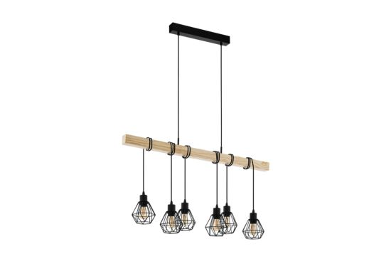 Hanglamp Townshend 100x2cm E27