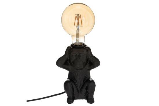 Tafellamp Aap E27 H17cm