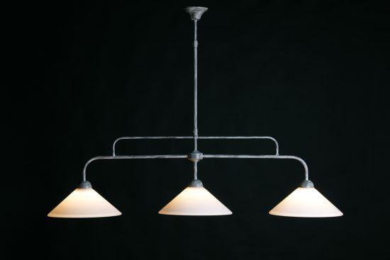 Hanglamp 120x10cm E27 3x60w