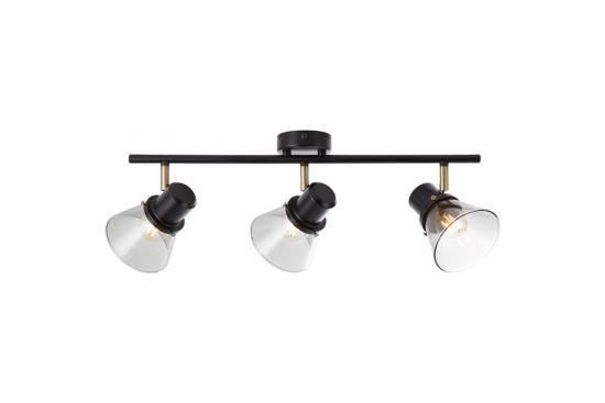 Plafondlamp Ronald 58x18cm