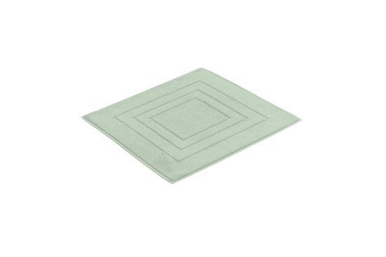 Badmat Bidet mat Calypso Feeling 60x60cm soft green