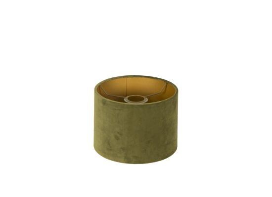 Lampenkap Ø20cm olive