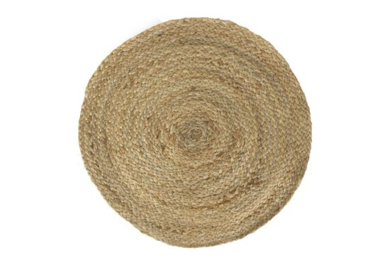 Placemat Jute Ø4cm naturel