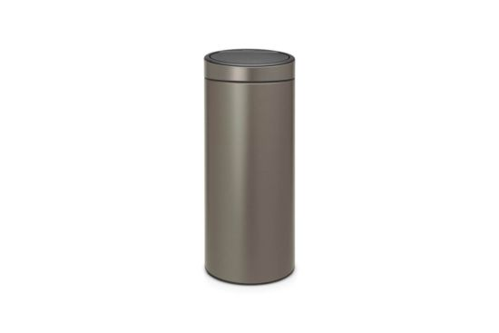 Touch Bin Brabantia 30L taupe