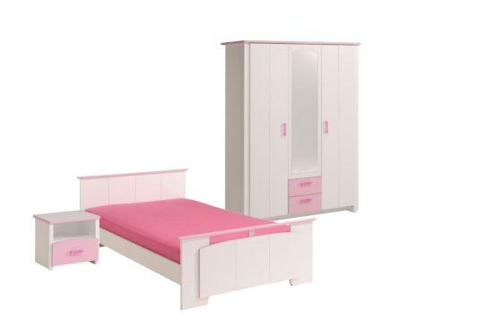 Kinderkamer Biotiful met 3-deurskast