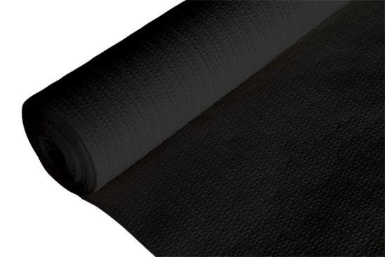 Tafellaken Ct Prof 118x2000cm zwart