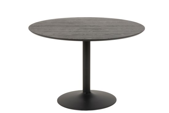 Ronde tafel Ø110 zwart
