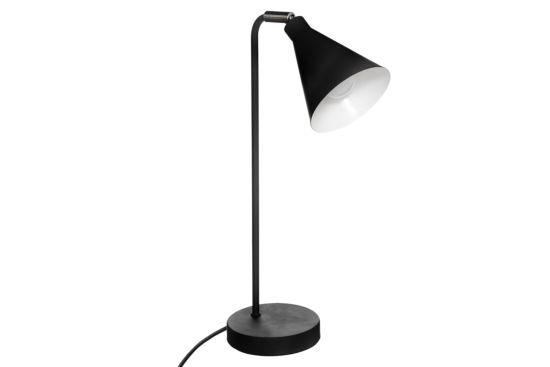 Bureaulamp Linn Zwart