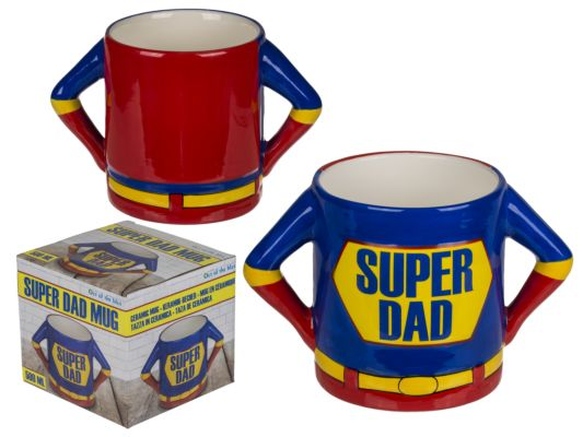 Mok Super Dad 50cl