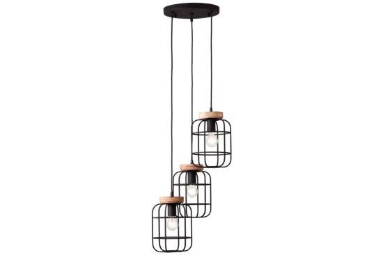 Hanglamp Gwen Ø42cm 3x40W E27