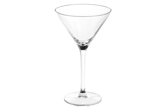 Cocktailglas Martini 26cl, set van 4