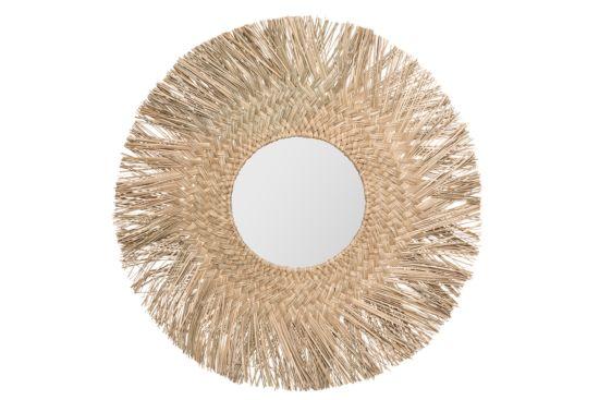 Spiegel Ael Seagrass Ø80cm