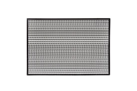 Placemat Bohemia 30x45cm zwart wit