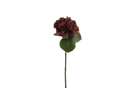 Kunstbloem Hydrangea H62cm