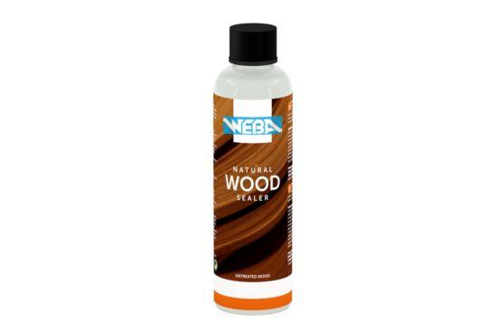 Beschermer onbehandeld hout Natural wood sealer