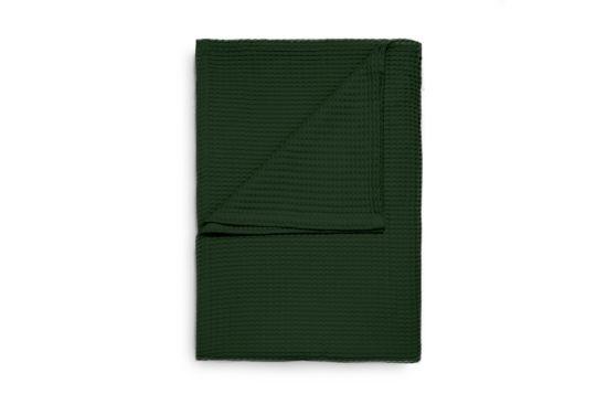 Plaid 240x260cm bistro green