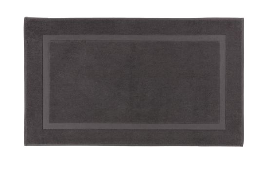 Badmat Una 60x100cm charcoal