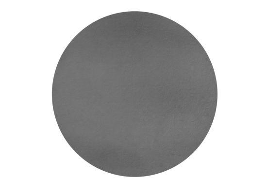 Placemat Round Ø38cm grijs