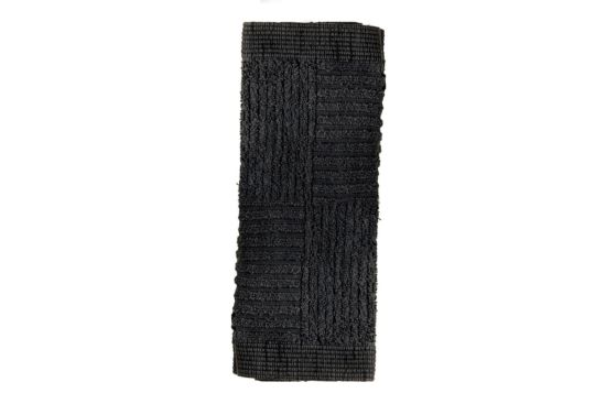 Gastendoekje 30x30cm zwart