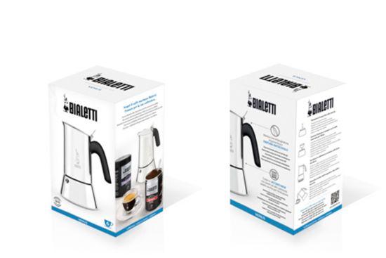 Koffiekan Venus inductie Bialetti, voor 4 tassen